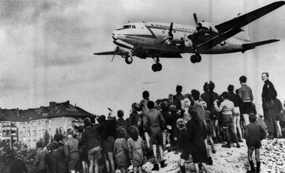 On May 12, 1949, an early crisis of the Cold War comes to an end when the Soviet Union lifts its 11-month blockade against West Berlin. The blockade had been broken by a massive U.S.-British airlift of vital supplies to West Berlin's two million citizens.