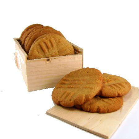 Welfare Cookies and A Reflection on Poverty ~ click through to page recipe came from.