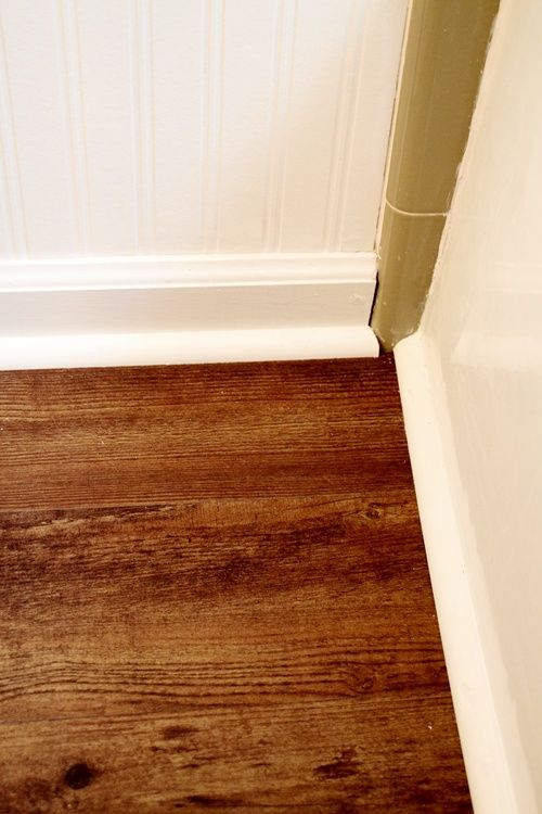 Allure Vinyl Plank Wood Floor Vinyls Entry Hallway And