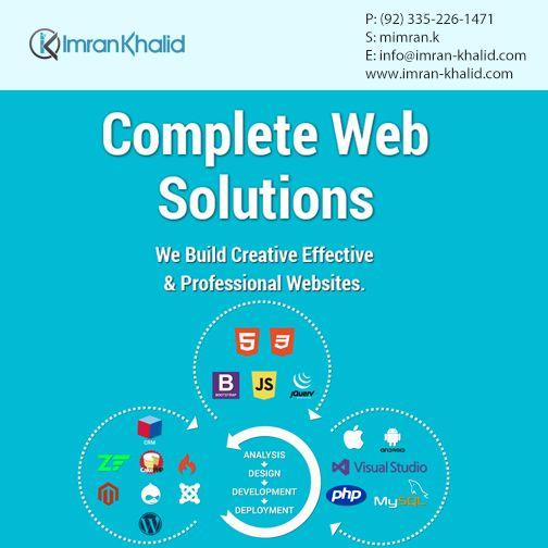 Freelance Website Developer In Karachi Freelance Seo Services In Karachi Imran Khalid Com Freelancer Website Website Development Seo Services