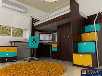 Muebles de dormitorio para espacios reducidos buscar con - Dormitorios juveniles espacios pequenos ...