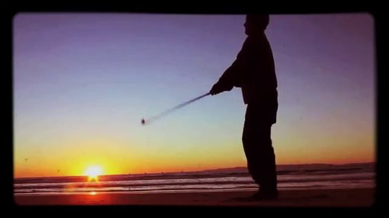 """Amusing """"Carpinteria State Beach"""" silhouettes :-D"""