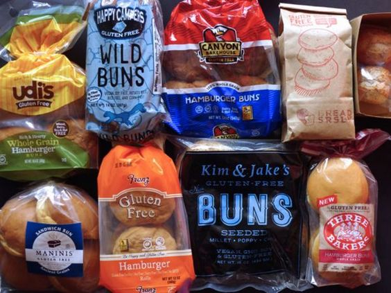 Which gluten-free hamburger buns taste the best? These are the winners ...