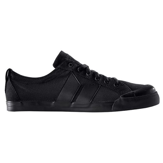 Macbeth Eliot Shoes in Black and Nylon from Loserkids. Macbeth Eliot Shoes in Black and Nylon from Loserkids   shooze