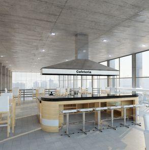 Render Arquitectonico modelado en sketchup y renderizado en sketchup vray 2.0
