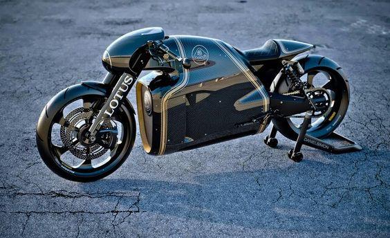 This #Lotus #Motorcycle is badass!!!