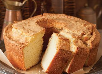 Classic Cold Oven Pound Cake Paula Deen Magazine Recipe Cold Oven Pound Cake Cold Oven Pound Cake Recipe Pound Cake Recipes