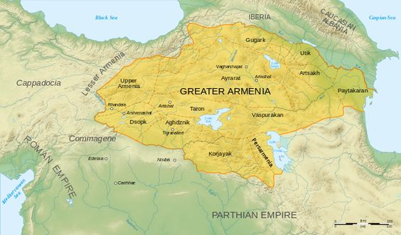 Armenia Map Mountainous Country In The South Caucasus Region Of - Armenia physical map