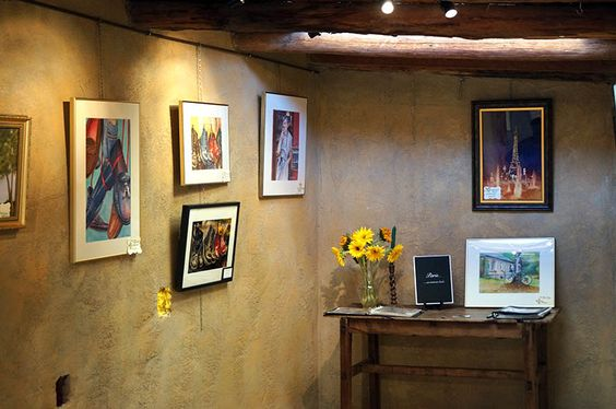 """Paris and Beyond"", an exhibit of paintings and photographs exploring life in one of Europe's most cultured cities, will run from March 23rd through April 4th at the DeGrazia in the Sun's Little Gallery. The artists are Charlie Burton and Chris Koval. #NationalHistoricDistrict #DeGrazia #Artist #Ettore #Ted #GalleryInTheSun #ArtGallery #Gallery #Adobe #Architecture #Tucson #Arizona #AZ #Catalinas #Desert #Little #Gallery"