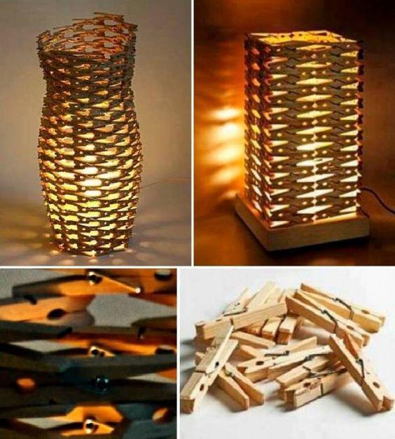 Creative Desk lamp: