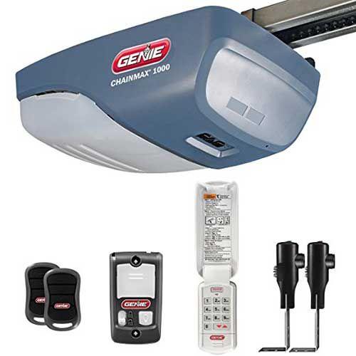6 Best Garage Door Opener Consumer Reports Genie Chainmax 1000 Garage Door Opener 3 4 Hpc Dc Ch Best Garage Doors Best Garage Door Opener Garage Door Opener