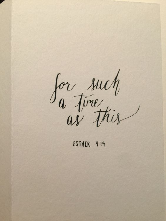 Esther Bible Bible Verses And Calligraphy On Pinterest