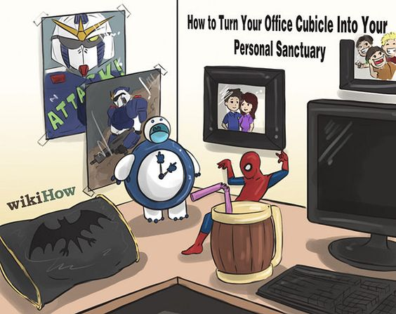How to Turn Your Office Cubicle Into Your Personal Sanctuary