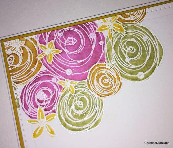 Sweet Greeting Card using Joy Clair Stamps