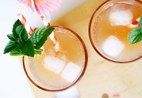Happy New Year with a Wodka Sunrise by http://babyrockmyday.com/wodka_sunrise/