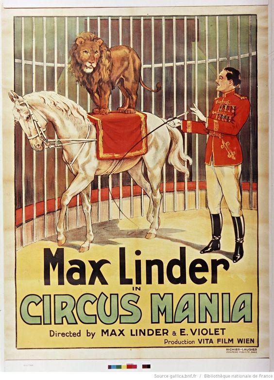 Circus Mania : [affiche] / [non identifié]