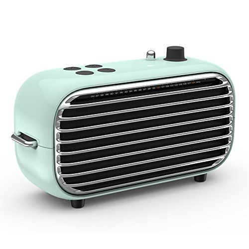 wireless speaker retro