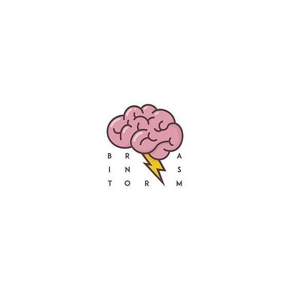 Brainstorm by @abrate_emanuele #gfxmob #logo #branding #graphics by gfx.mob