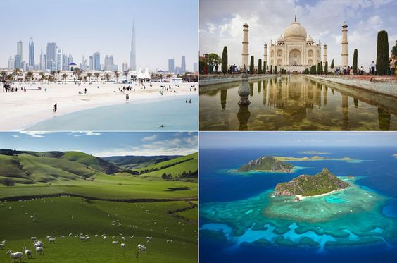 Welches Land oder Reiseziel spiegelt am besten deine Persönlichkeit und deinen Lifestyle wider? Mach den Test! Vielleicht wanderst du dorthin aus?