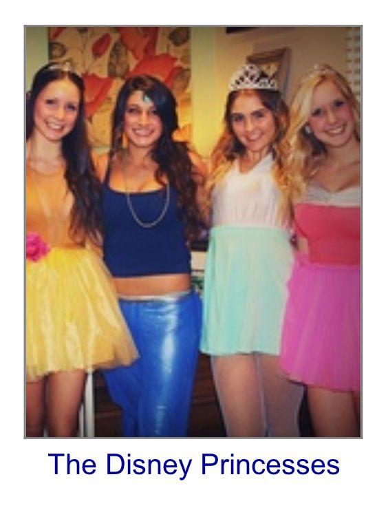 Megan Falvey (meganfalvey2) on Pinterest - princess halloween costume ideas