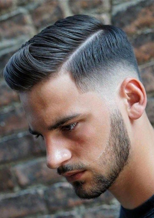 22 Most Popular Hairstyles For Mens 2018 Men Haircut Styles Side Part Haircut Haircut Names For Men
