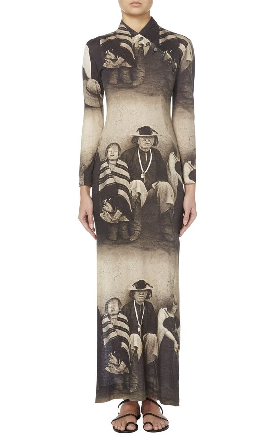 Blind-Colony dress, Autumn/Winter 1996: