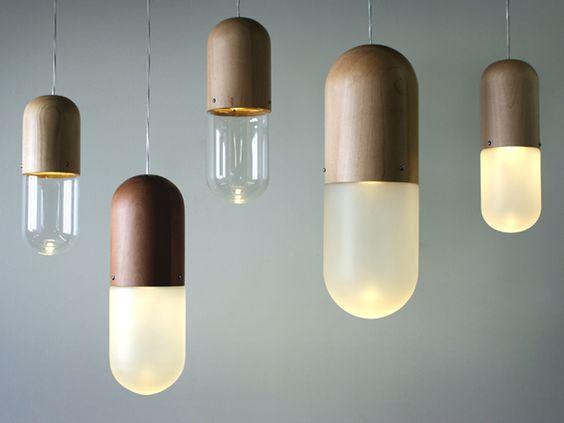 Pil Hanging Lamp