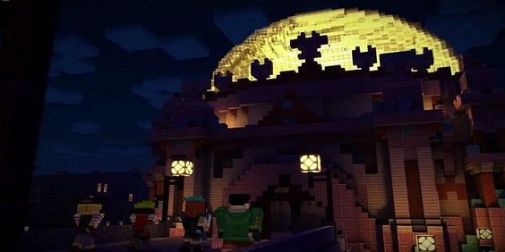 Minecraft: Story Mode Detailed at Minecon https://t.co/MTDWVeXTmn   Minecraft: Story Mode Detailed at Minecon - te https://t.co/DCZcpPKmBq