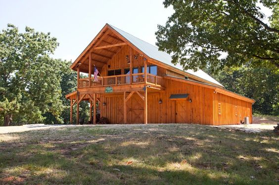 Cabin or pole barn homesteading pinterest home the for Pole barn cabin