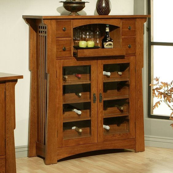 Pinterest the world s catalog of ideas for Craftsman cabinet plans