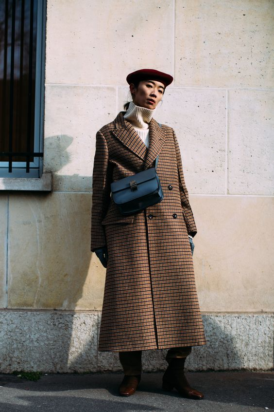 Paris Fashion Week Street Style Fall 2018 Day 1 Cont. - The Impression