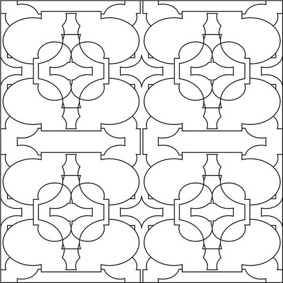 Download Around a Square - Graphic Design Element Pattern Download