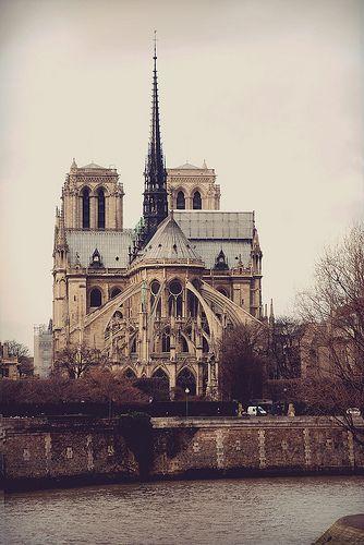 Notre-Dame, Paris.