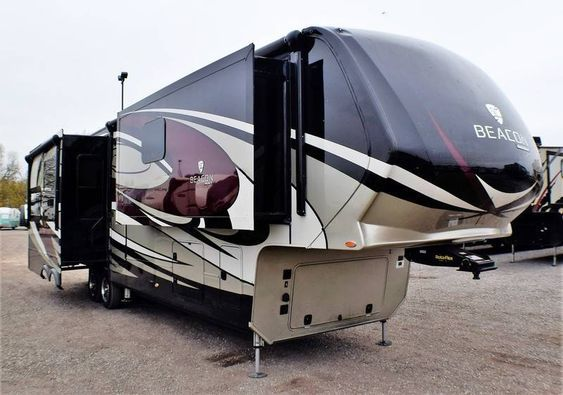2018 Vanleigh Rv Vanleigh Rv The Beacon 39fbb For Sale Newcastle