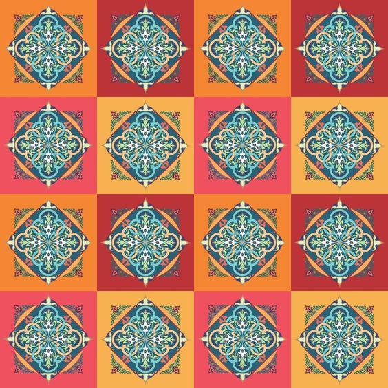 adesivo azulejo L49 » Adesivo Azulejo