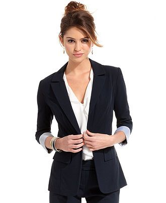 Collection Juniors Blazer Pictures - Reikian