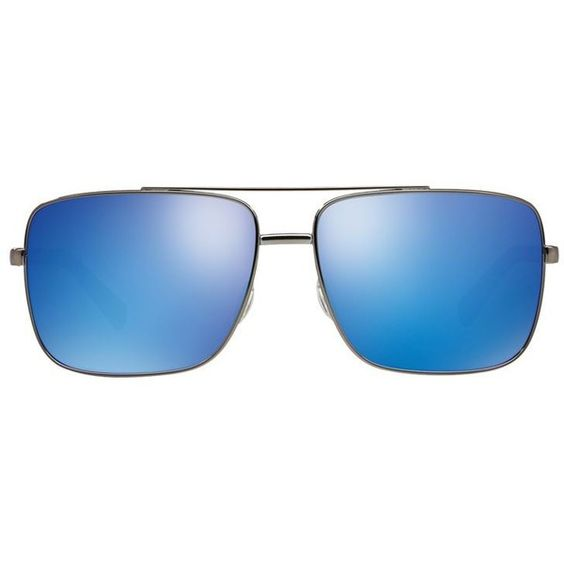 Dolce & Gabbana Pilot Sunglasses ($210) ❤ liked on Polyvore featuring men's fashion, men's accessories, men's eyewear, men's sunglasses and dolce gabbana mens sunglasses