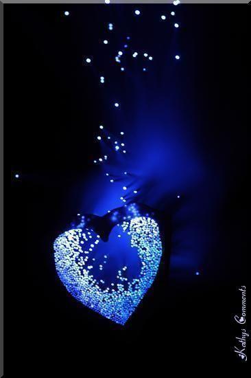 Blue Heart!: