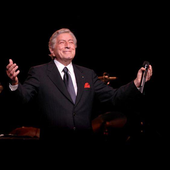 Buy Tony Bennett tickets, Tony Bennett tour details, Tony Bennett reviews   Ticketline http://www.ticketline.co.uk/tony-bennett#bio