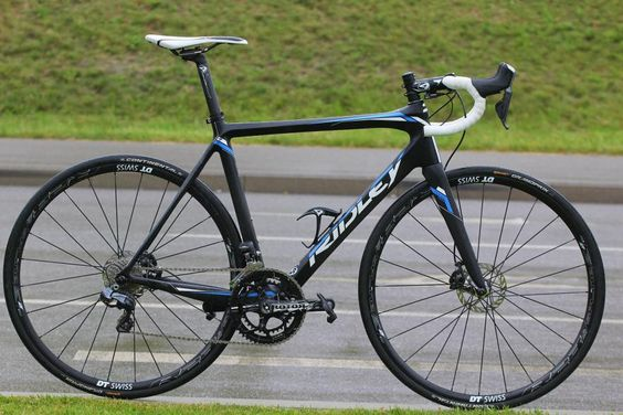 Ridley Fenix Disc - full bike