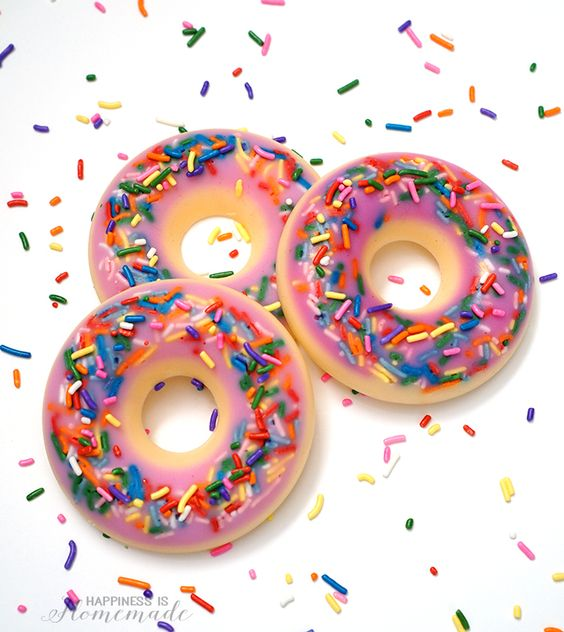 Quick and Easy Donut Soap in 10 Minutes: