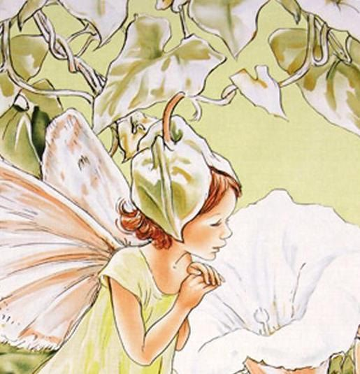 WINGED FAIRY Throw PILLOW Cover 20 x 20  Cotton by AVintageLook, $20.00