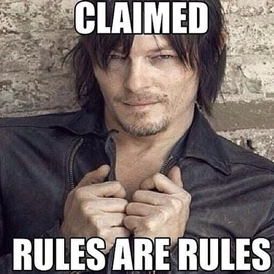 Sorry ladies :) daryl dixon -walking dead: