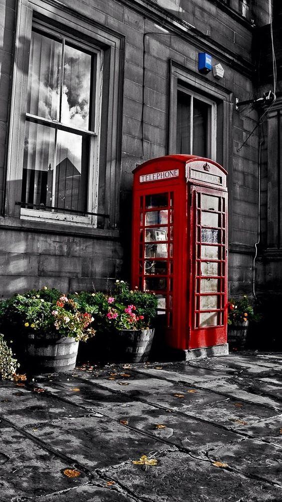 phone booth wallpaper - photo #24