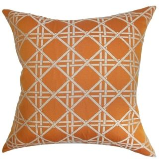 Shop for Daniele Diamonds Rosewood Down Filled Throw Pillow. Free Shipping on orders over $45 at Overstock.com - Your Online Home Decor Outlet Store! Get 5% in rewards with Club O!