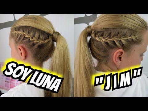 Endlich Soy Luna Frisur Zopf Von Jim Coole Madchen Zopfe Frisuren Youtube Cabelo Check Up Penteados