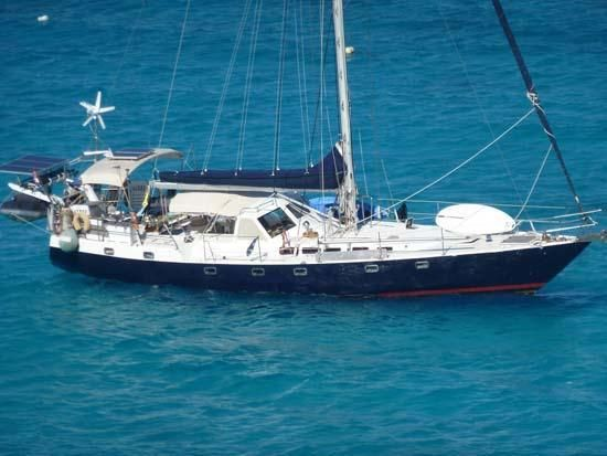 1990 Bruce Roberts 53 cutter Sail Boat For Sale   www yachtworld com    Bluewater Dreams   Pinterest   Boats  Robert ri chard and For sale. Found it   1990 Bruce Roberts 53 cutter Sail Boat For Sale   www