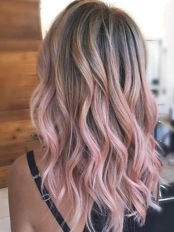 Baby Pink Hair Ideas Min With Images Light Pink Hair Hair