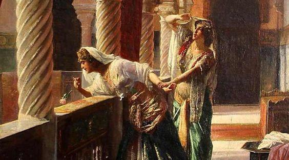 El harén  y la sexualidad en el Al-Andalus 306e3e886faefe11e04995515d8a4c58