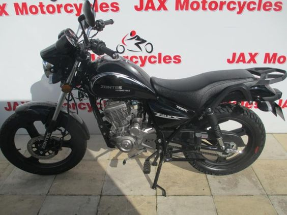 Zontes TIGER 125, £1499.00